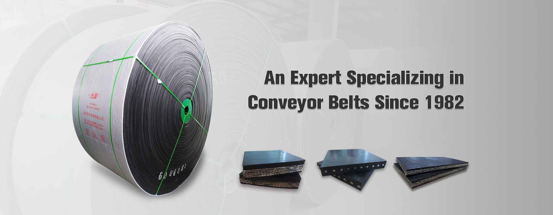 Fabric Conveyor Belt, Steel Cord Conveyor Belt