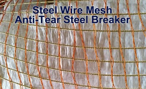 Anti-Tear Steel Cord Conveyor Belt