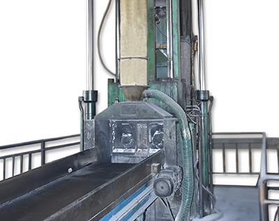 Internal Rubber Mixer