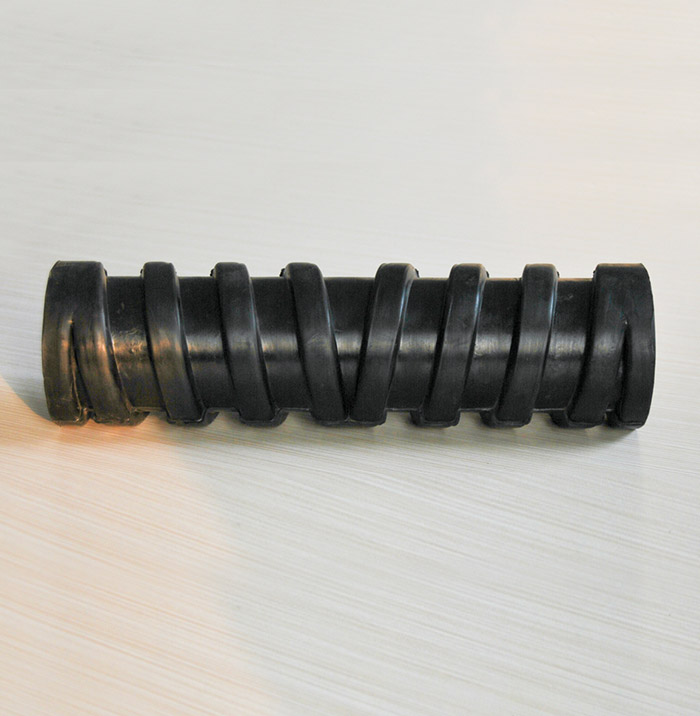 Spiral Idler