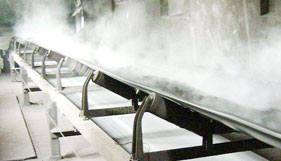 Maintenance Of The Heat Resistant Conveyor Belt
