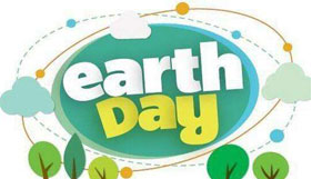 The Earth Day!