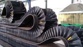 How to Choose A Good Rubber Conveyor Belt?