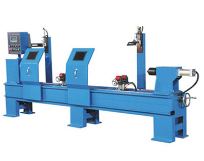 Conveyor Roller Pipe Double-end Automatically Welding Machine