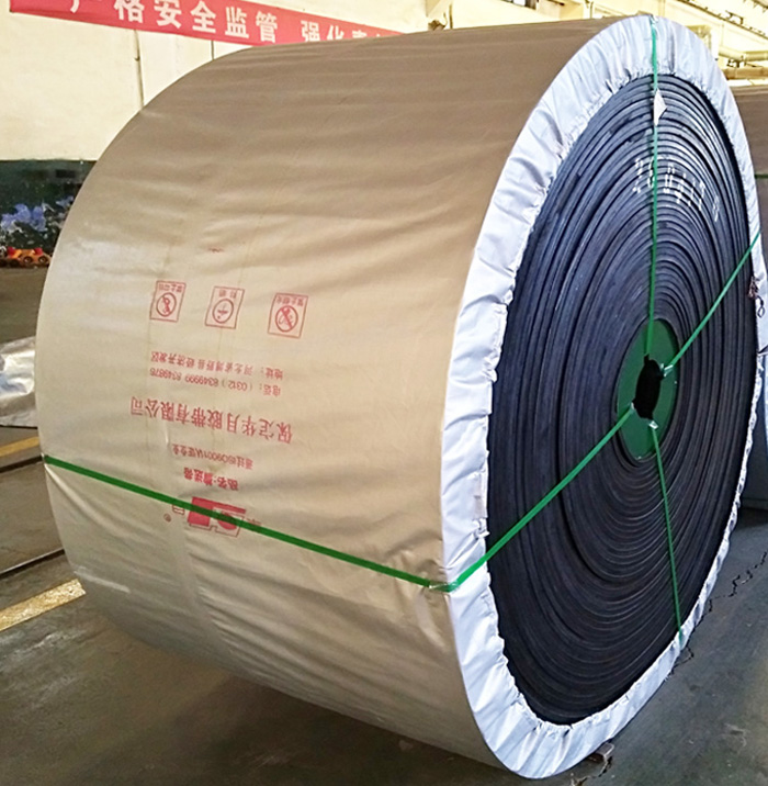 DIN Steel Cord Conveyor Belts  for General Use