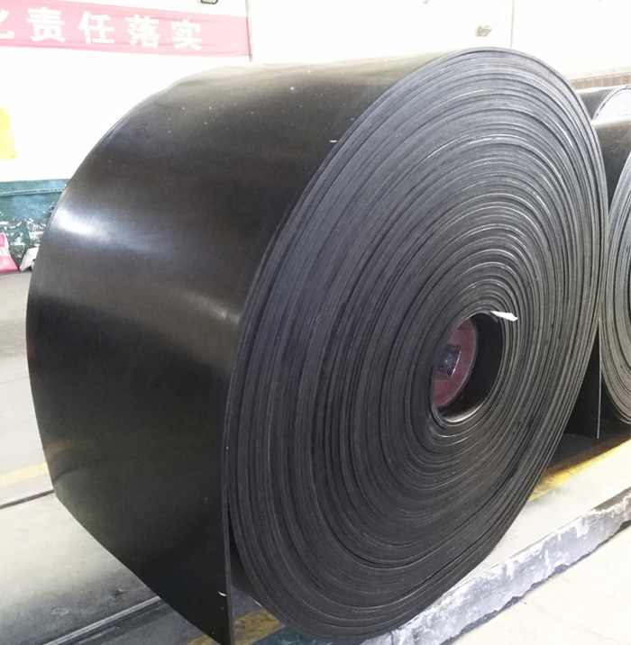 DIN K Fire Resitant Steel Cord Conveyor Belt